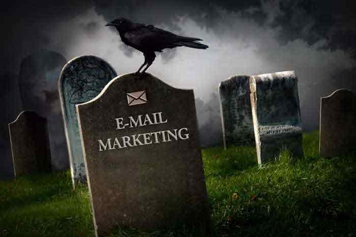 O Email Marketing Morreu e Agora …