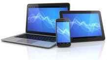 Gerenciamento no Smartphone ou Tablet …