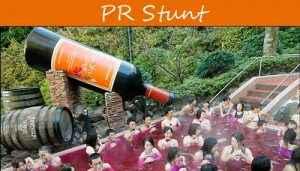 Publicidade Viral Usa PR Stunt …