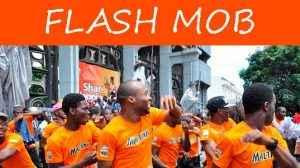 Publicidade Viral Usa Flash Mobs …