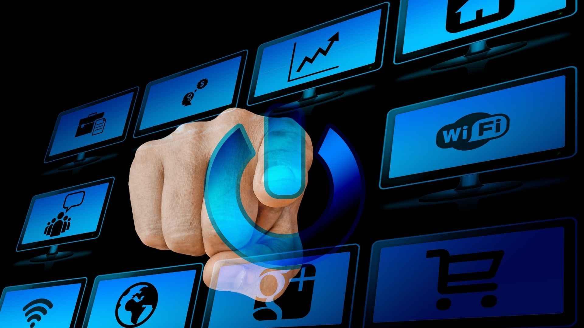 Geração Digital Maravilhoso Mundo Novo …